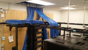 Structured network cabling system in lake forest CA business